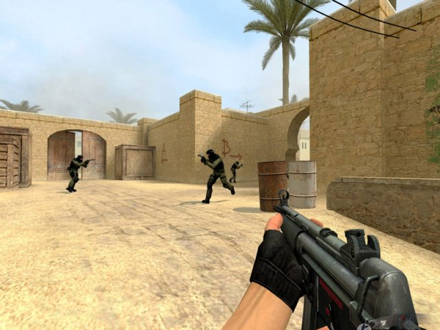 Counter Strike 1.6 Играть