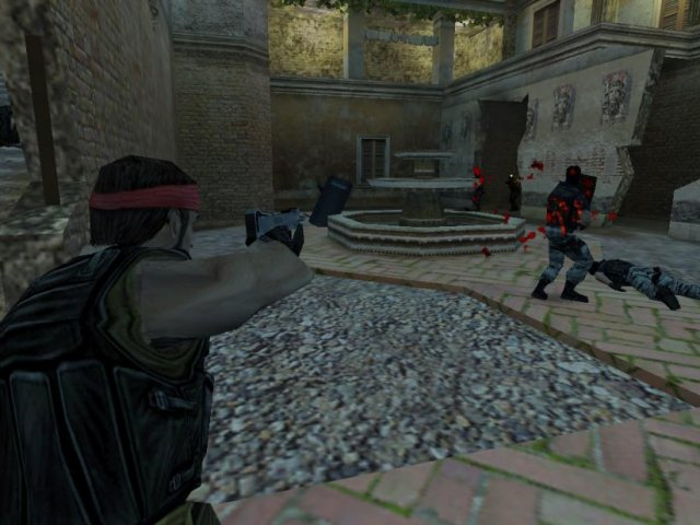 Скачать Counter Strike 1.6 Non Steam