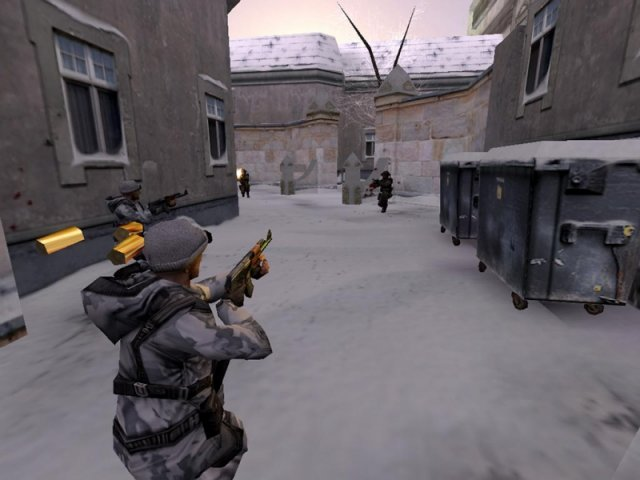 Скачать Counter Strike Condition Zero на Русском