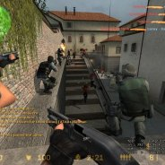 Игры Counter Strike Zombie